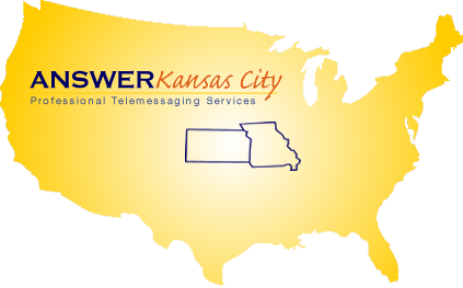 Answer Kansas City local answering service